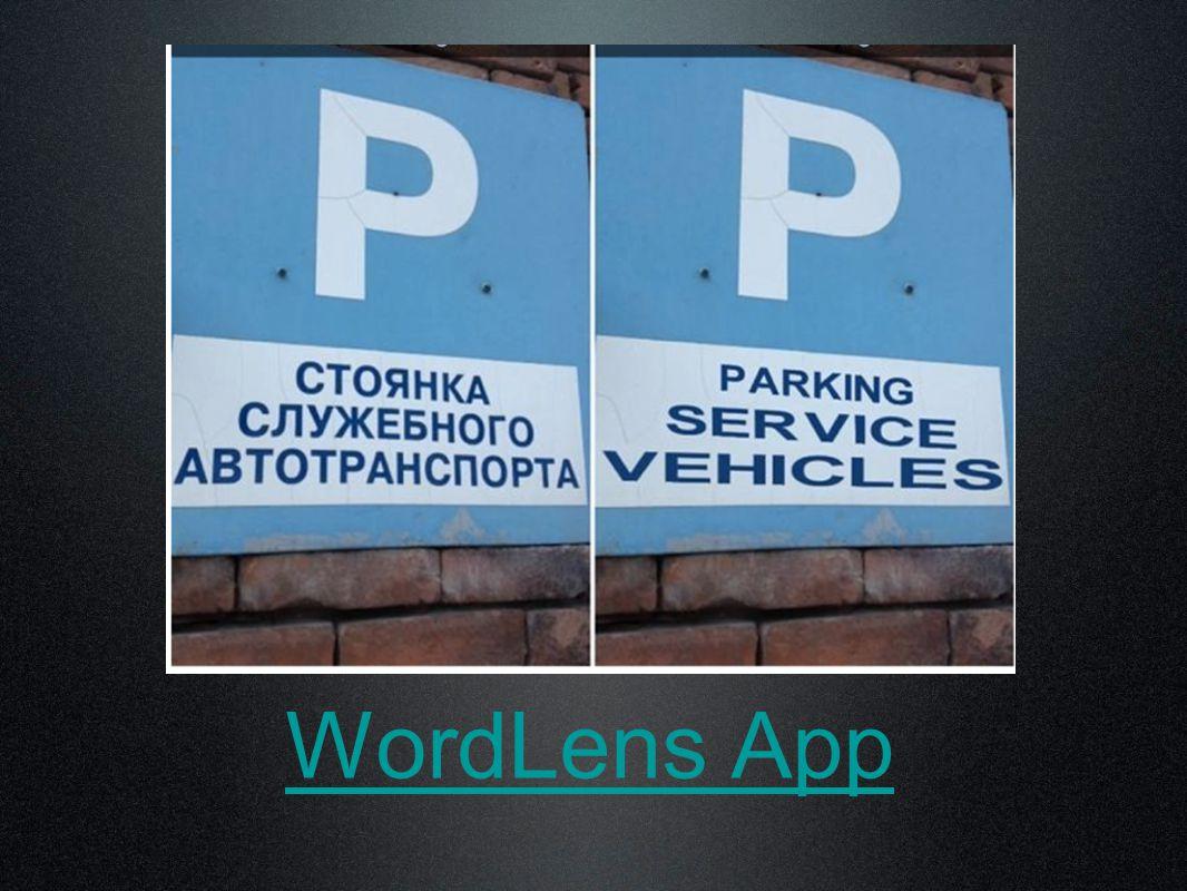 WordLens App
