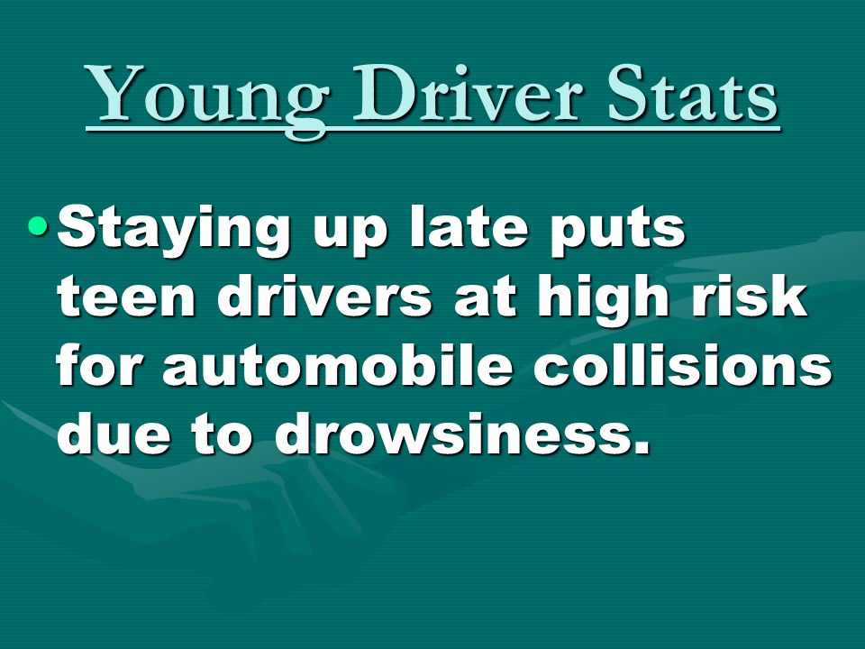 41% of teen motor vehicle deaths in 2003 occurred between the hours of ______m. and ______m.41% of teen motor vehicle deaths in 2003 occurred between
