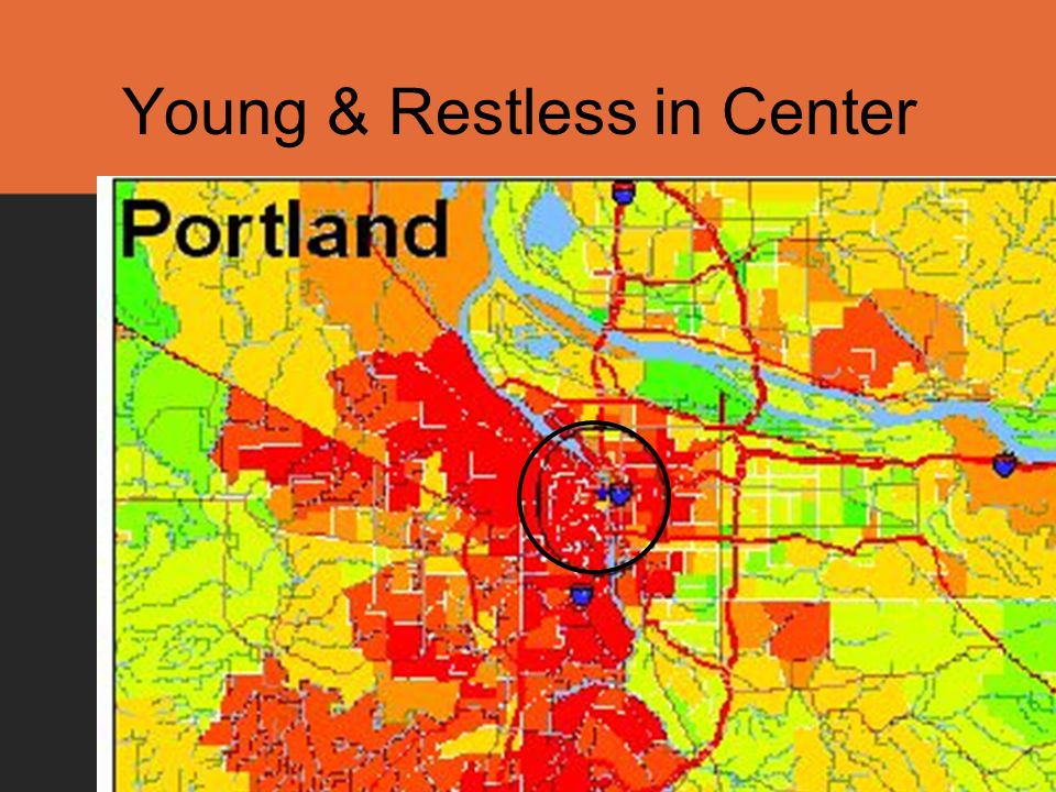 Young & Restless in Center