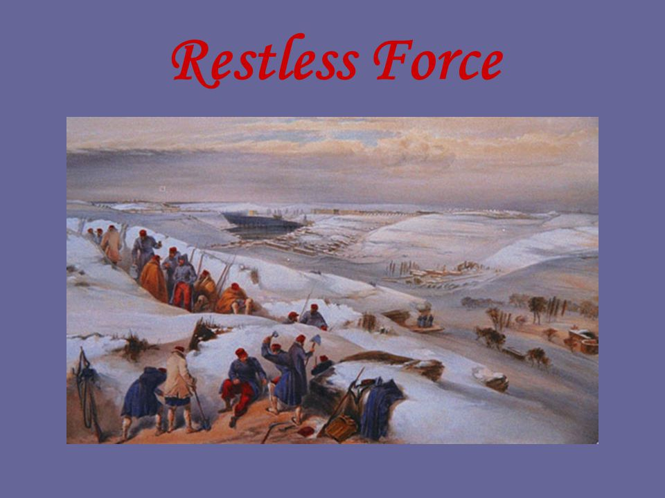 Restless Force