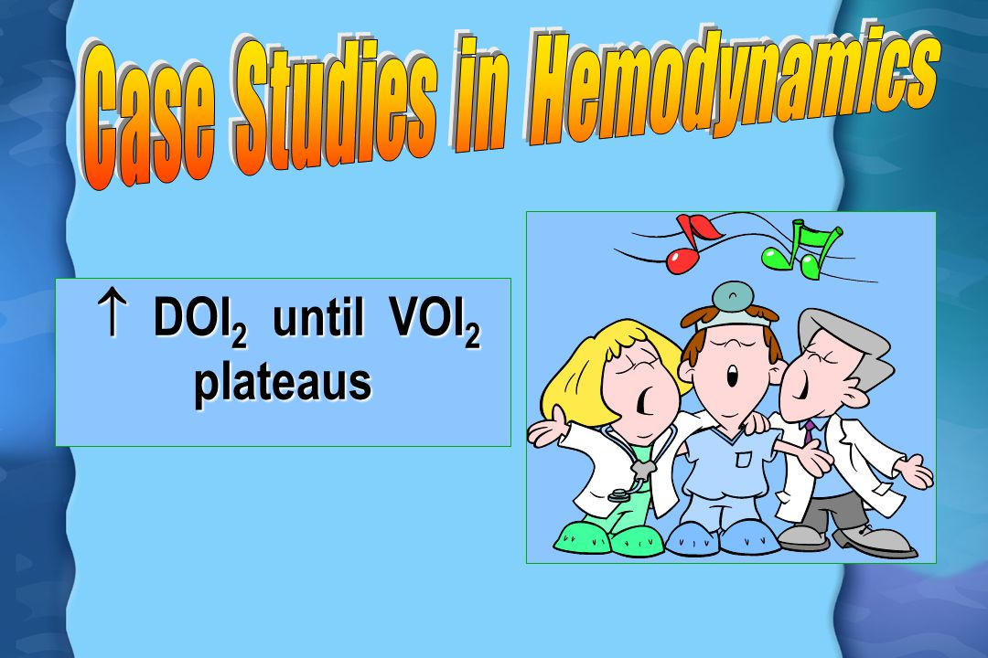  DOI 2 until VOI 2 plateaus