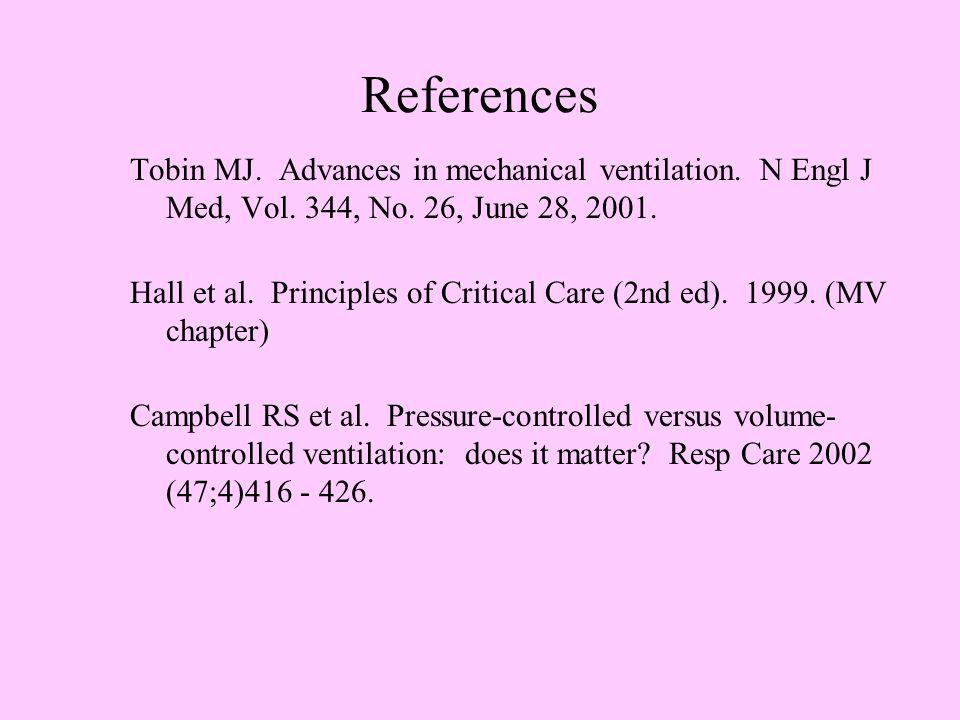 Case Study A) decrease FiO2 B) decrease TV C) increase PEEP D) decrease inspiratory flow rate E) change to pressure control