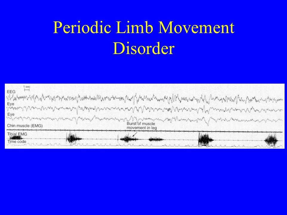 Periodic Limb Movement Disorder