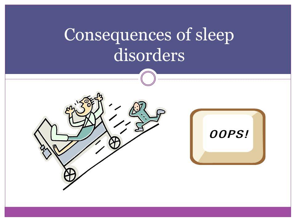 YOU MIGHT NEED A SLEEP STUDY!.