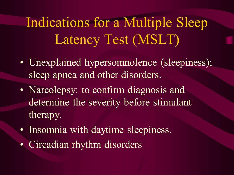 Secondary Narcolepsy Head Trauma Stroke MS Neurodegenerative Disorders Brain tumors CNS infections PSG Findings: Short REM Latency (low sleep efficien