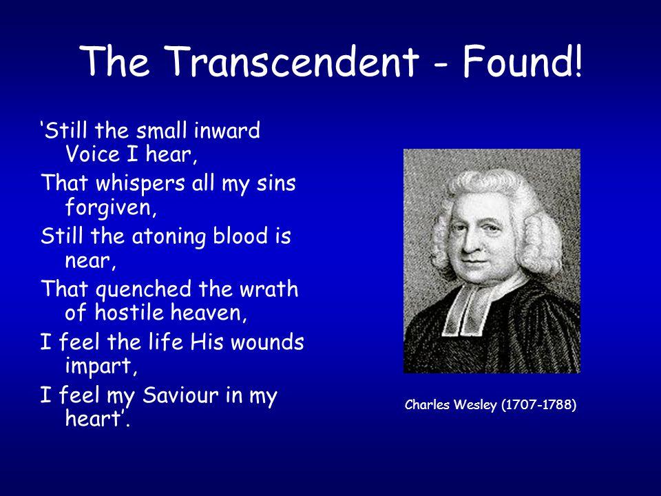 The Transcendent - Found.