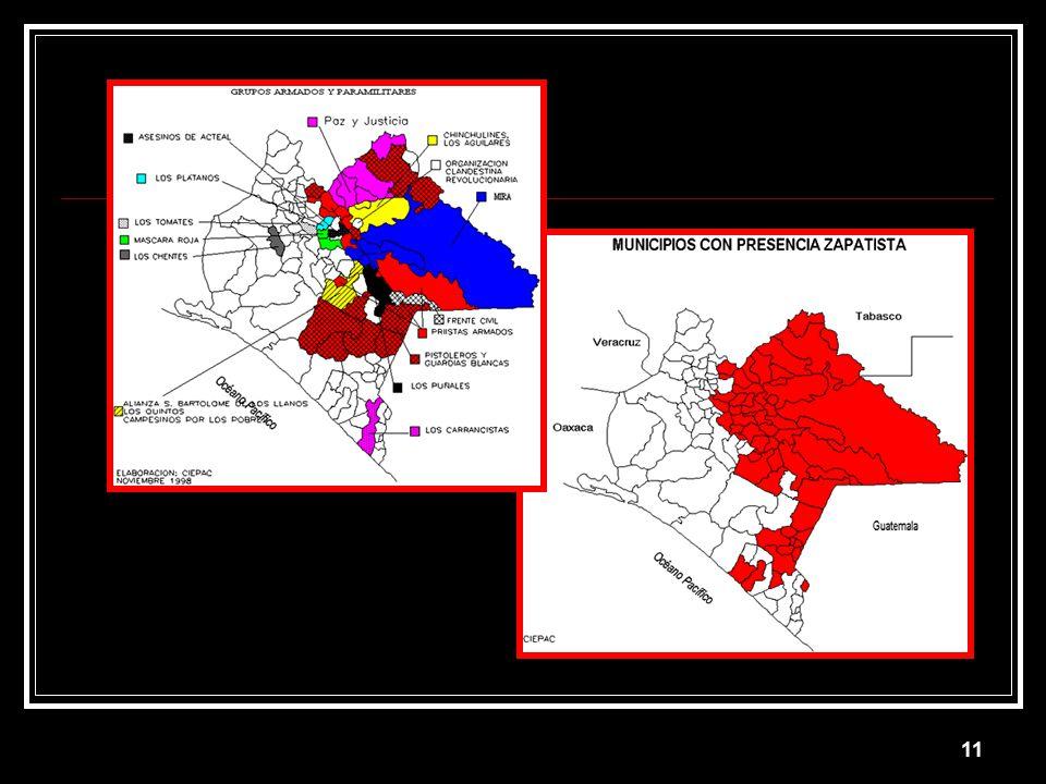 10 Militarization of Chiapas