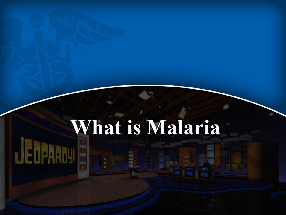 What is Malaria