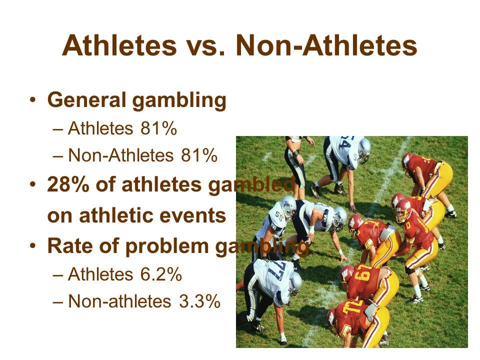 Athletes vs.