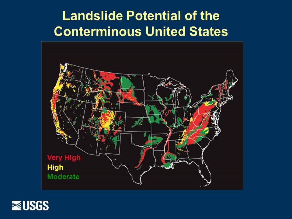 Landslide Hazard Program  Produces landslide-hazard and debris-flow assessments.