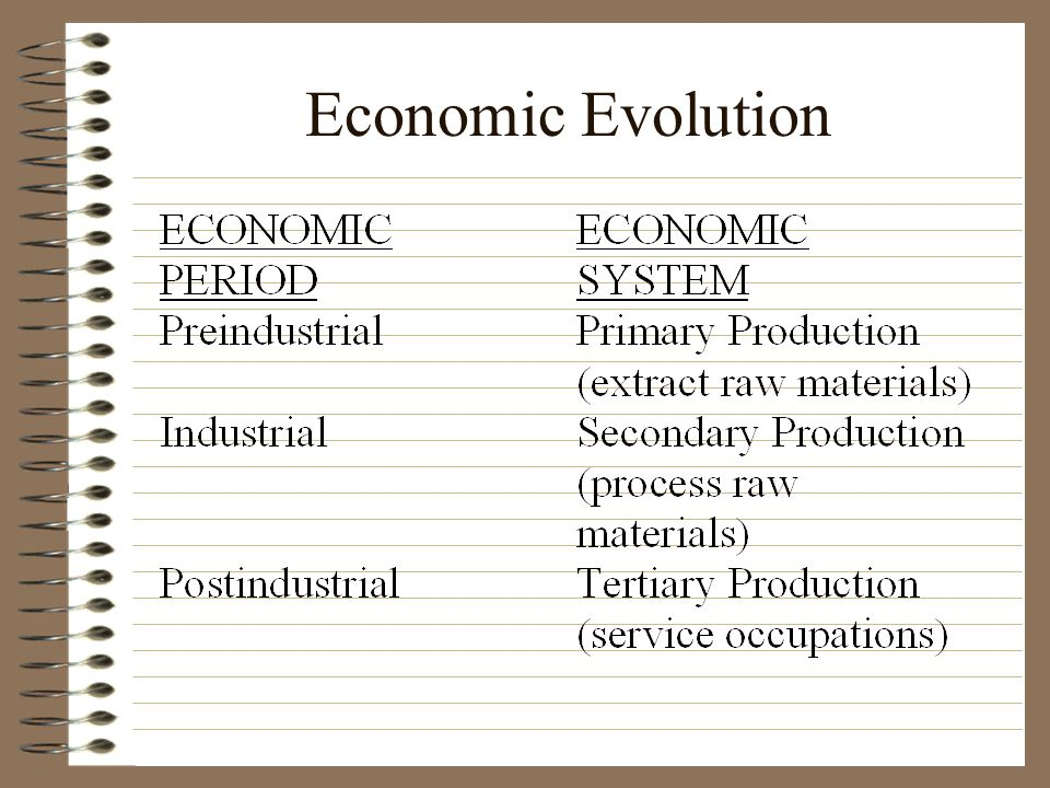 """Economic institutions """"are social structures concerned with the production and distribution of goods and services"""" (Brinkerhoff, p. 313)."""