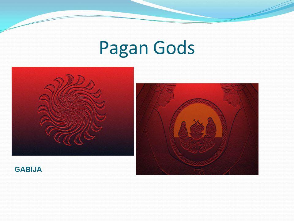 Pagan Gods GABIJA