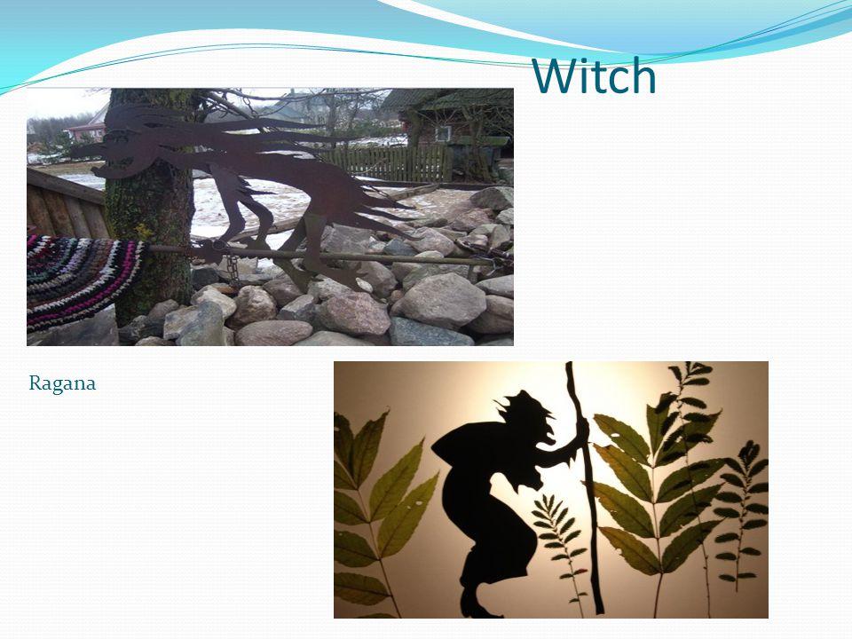 Witch Ragana