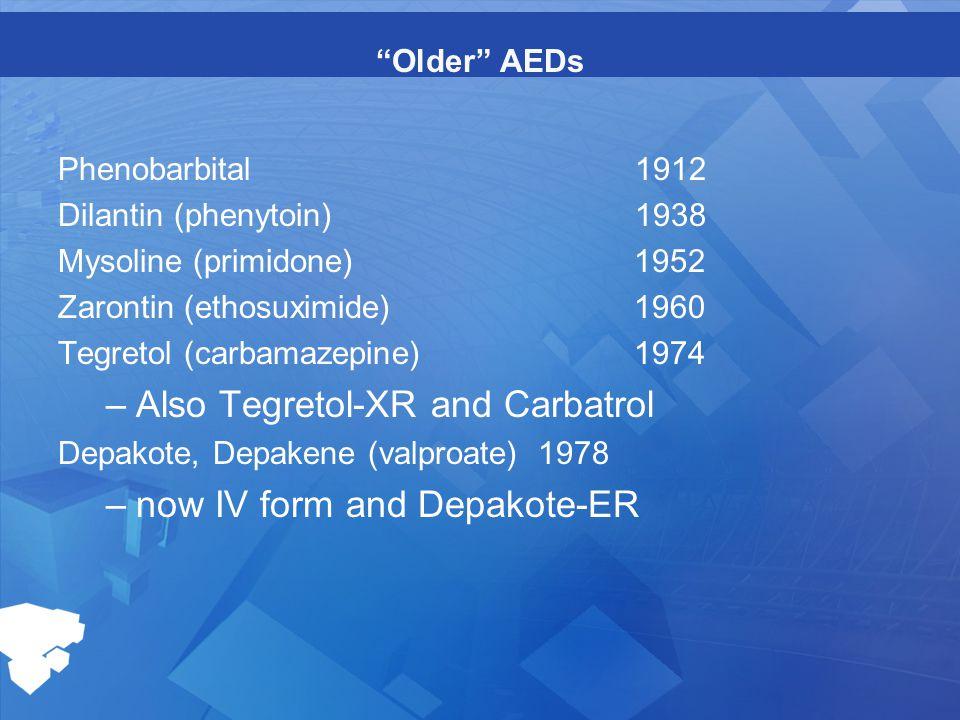 Newer AEDS Felbatol (felbamate) 1993 Neurontin (gabapentin) 1994 Lamictal (lamotrigine) 1995 Topamax (topiramate) 1996 Gabitril (tiagabine) 1998 Keppra (levetiracetam) 1999 Trileptal (oxcarbazepine) 2000 Zonegran (zonisamide) 2000 Lyrica (pregabalin) 2005