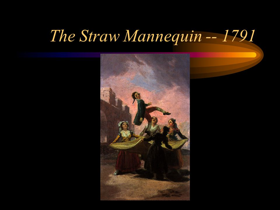 The Straw Mannequin -- 1791