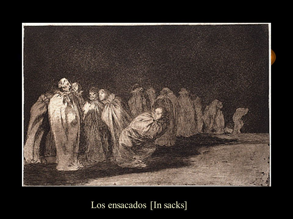 The Inquisition -- 1816