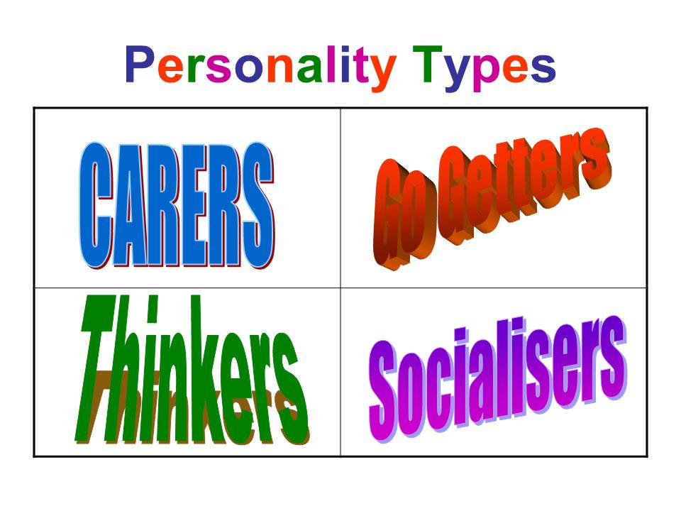 Personality TypesPersonality Types