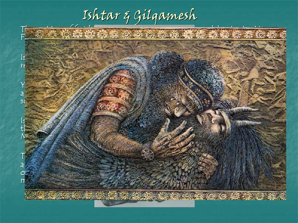 Enkidu's Dream of the Underworld is a frightening glimpse into the Sumerian Afterlife.
