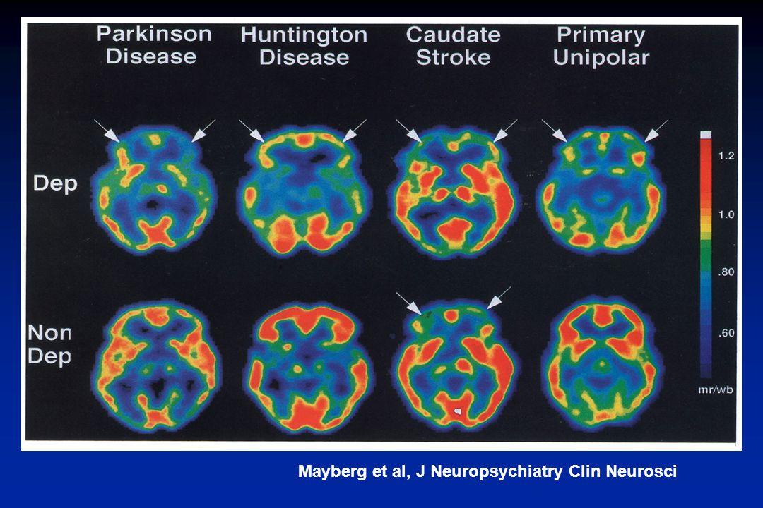 Mayberg et al, J Neuropsychiatry Clin Neurosci