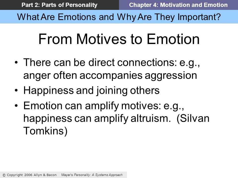 What Are Emotions and Why Are They Important.