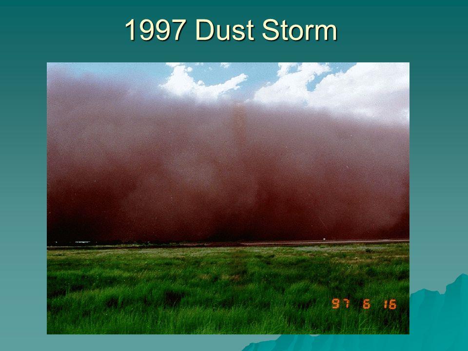 1997 Dust Storm