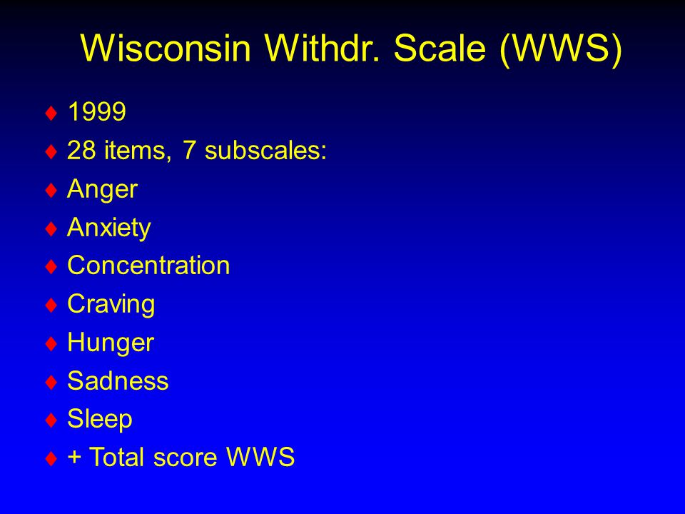Wisconsin Withdr.