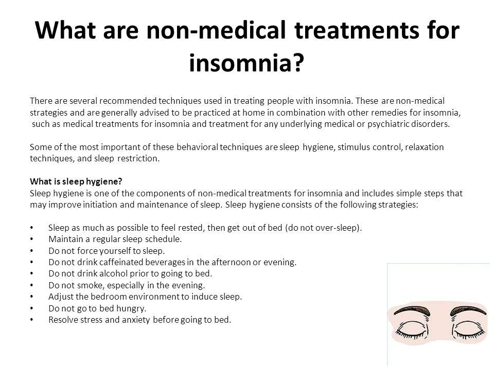 Will prescription sleeping pills help.Prescription sleeping pills are not a cure for insomnia.