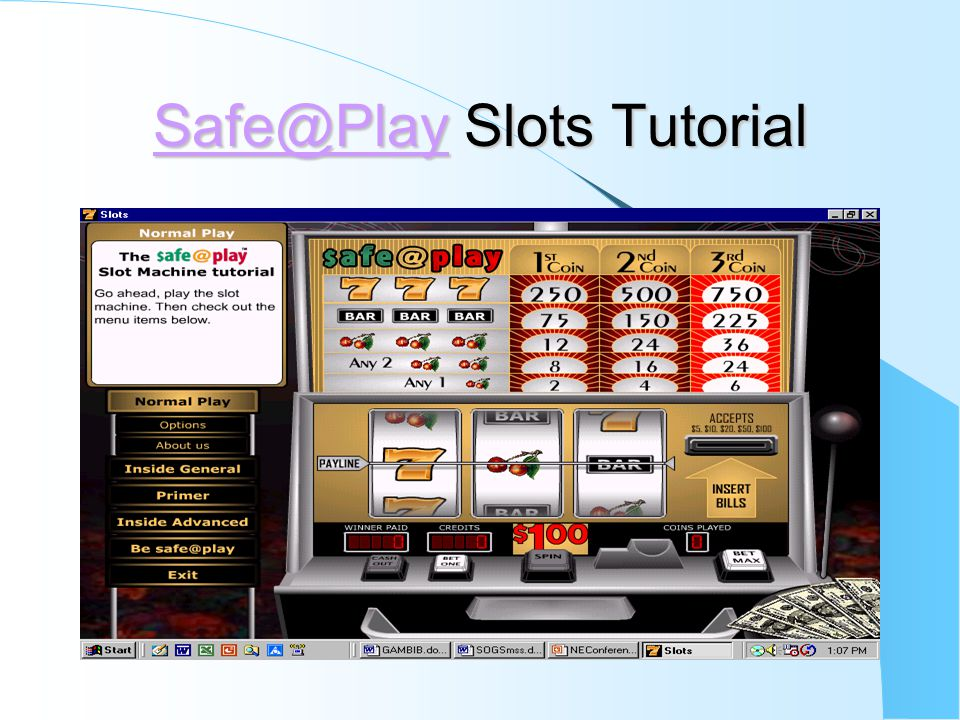 "Cognitive Focus Gambler's Irrational Beliefs ""Suck the fun out of it"" How random events dictate outcome slot machine tutorial While I am speaking abou"