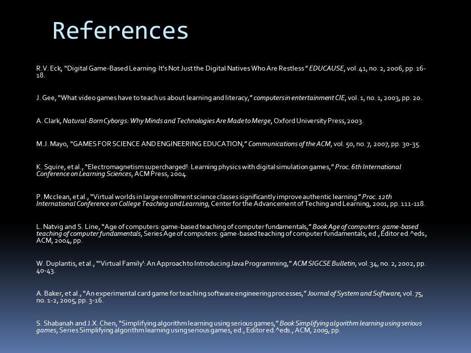 References R.V.