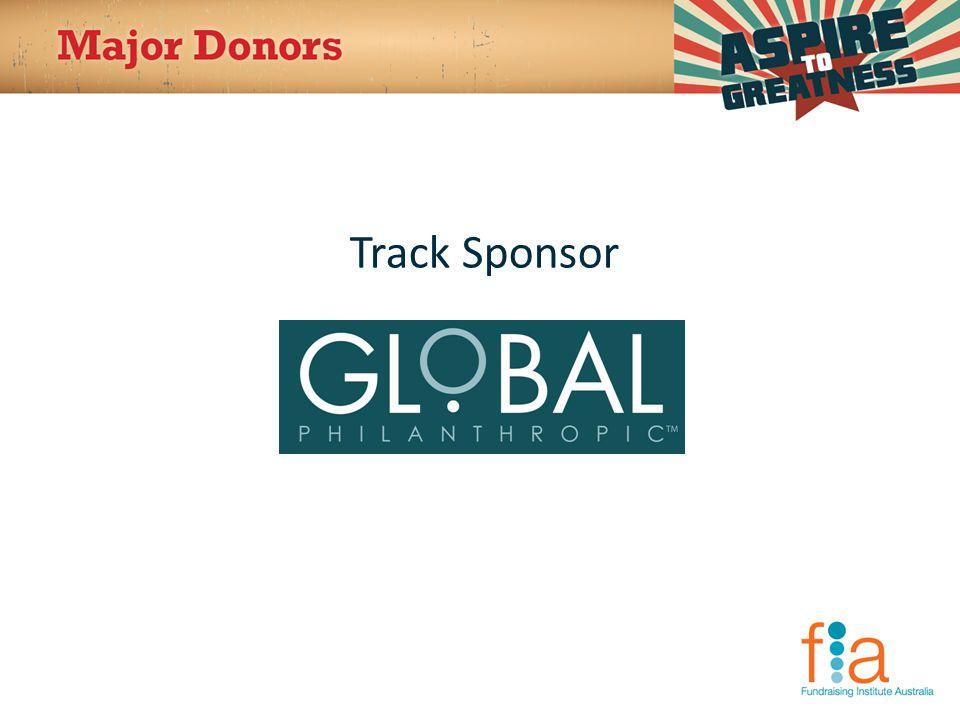Track Sponsor