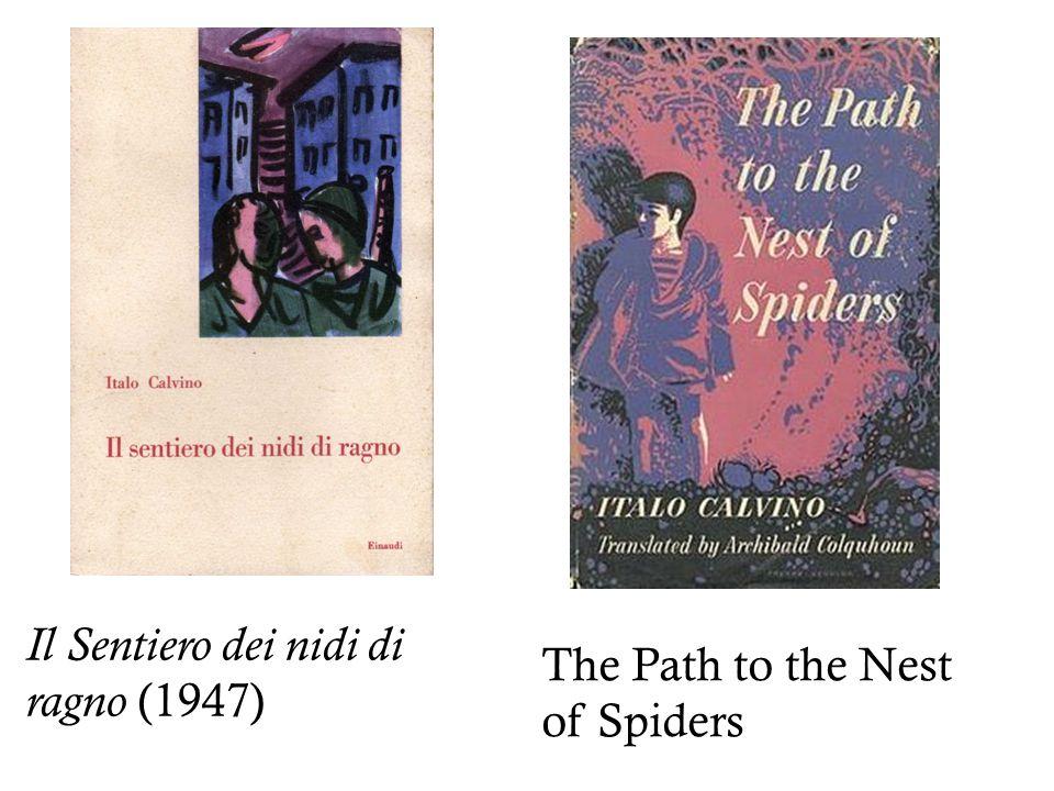 Il Sentiero dei nidi di ragno (1947) The Path to the Nest of Spiders
