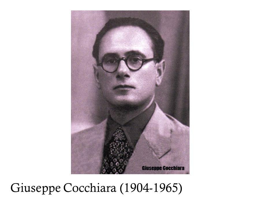 Giuseppe Cocchiara (1904-1965)
