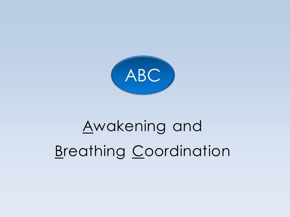 Over sedation Patient Comfort and Ventilatory Optimization ICU Sedation: It's a Balancing Act