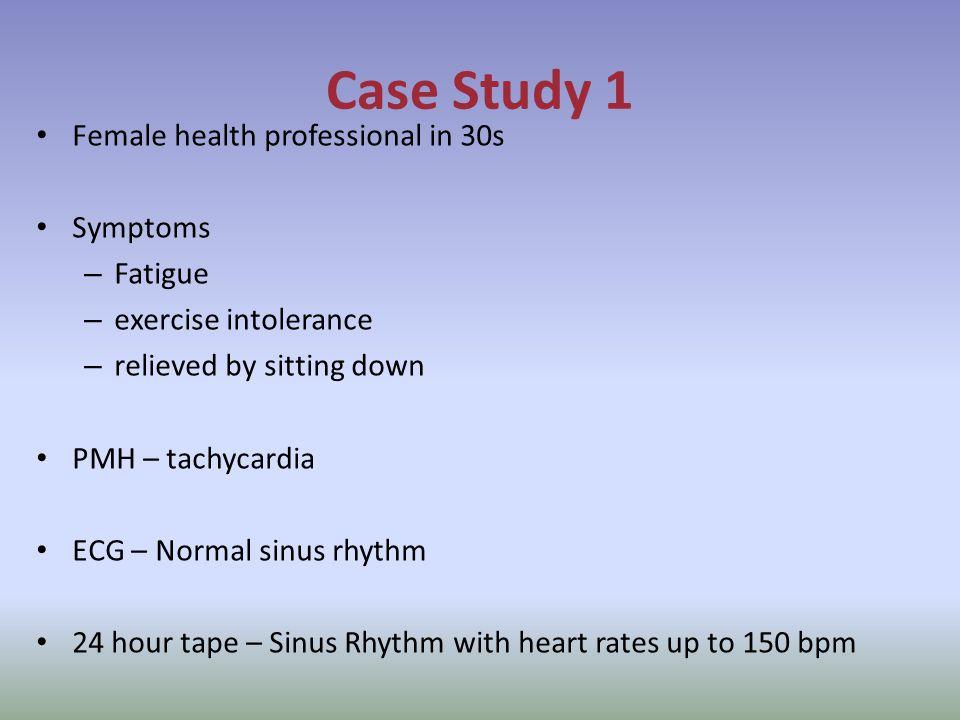 Case Study 1 Cont.