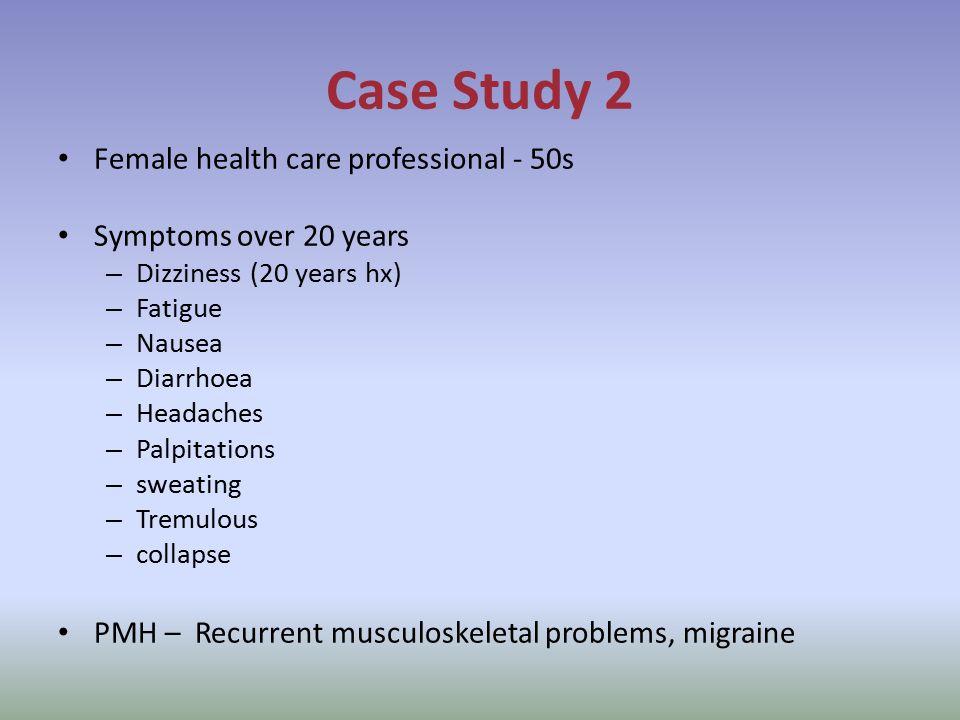 Case Study 2 Cont.