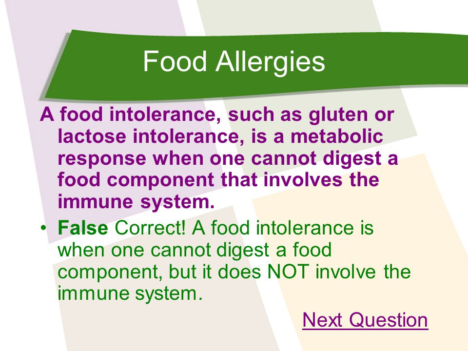 Fish/Shellfish Allergy Many people are allergic to fish and shellfish.