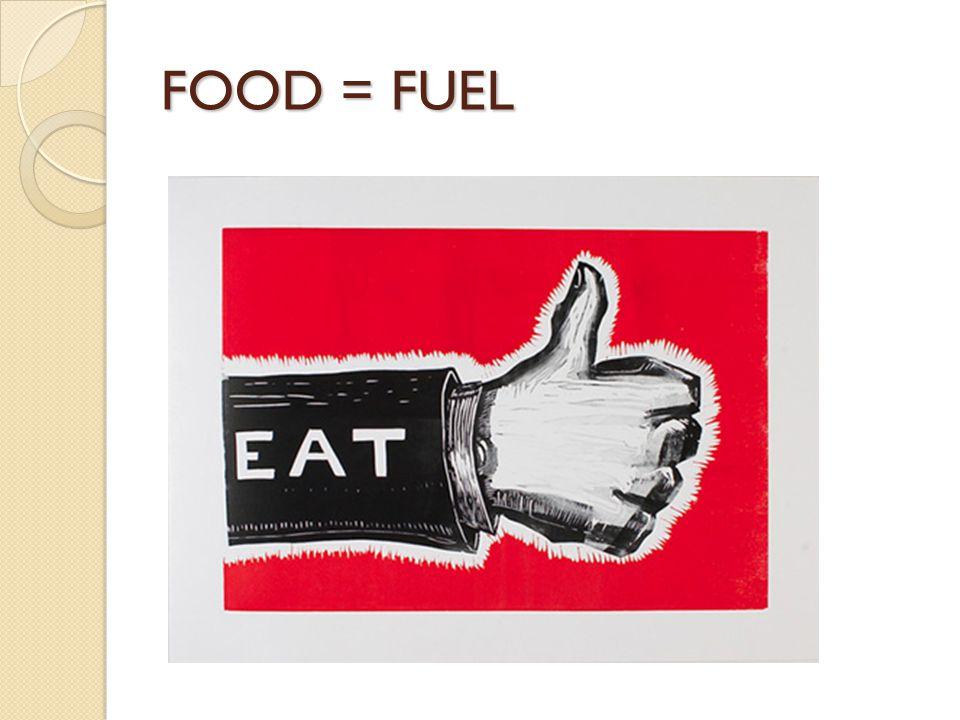 FOOD = FUEL