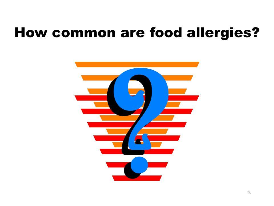3 Food Allergy vs. Food Intolerance