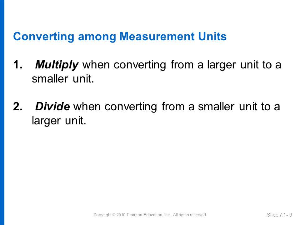 Convert each measurement.