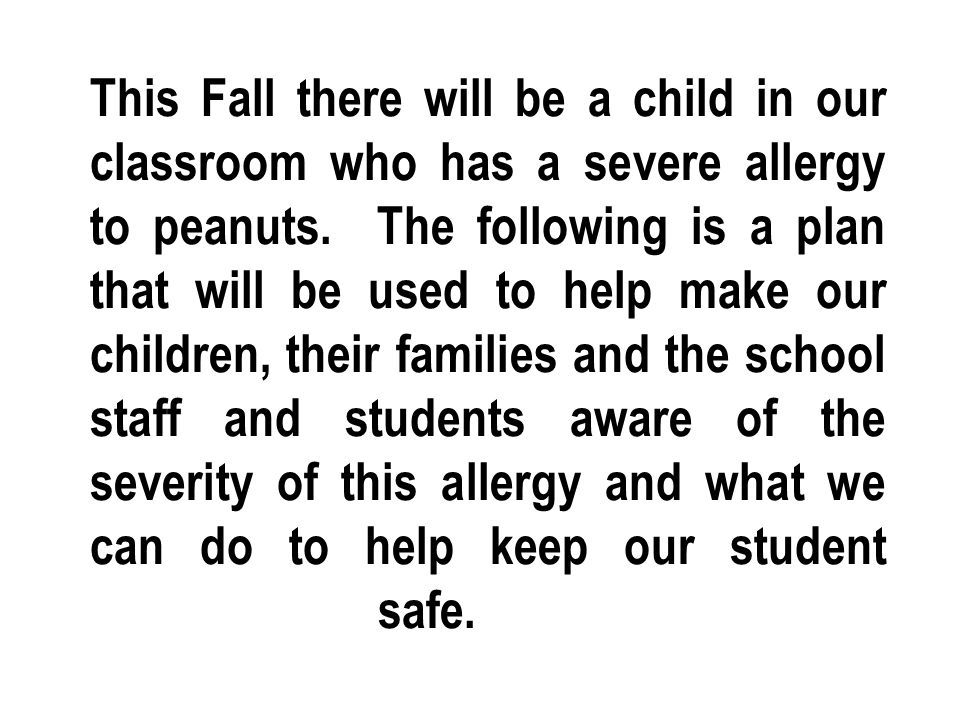 Thus begins the story of Marcus and his life with a peanut allergy. Today, more than ever before adults and children alike are developing allergies to