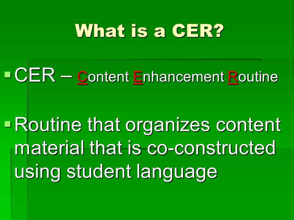 1.Review Concept Anchoring 2.Meet as a content area 3.Using critical content concept, create an Anchoring table 4.