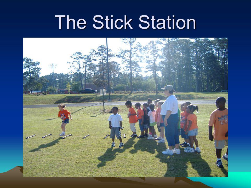 The Stick Station
