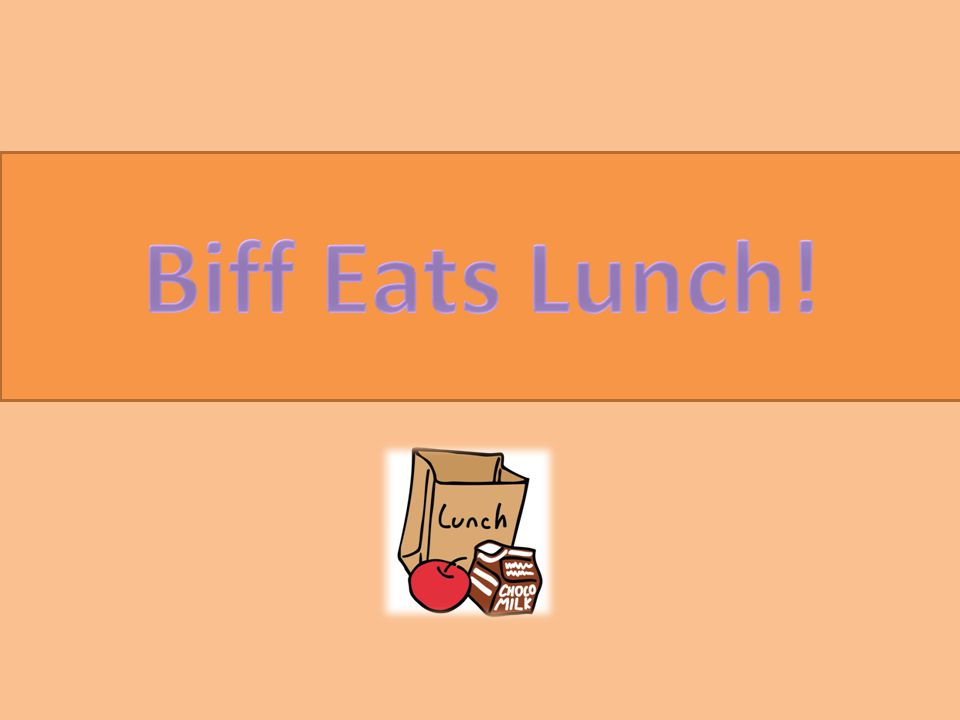 Guess the Missing Word… Biff was _ _ _ _ _ _.Biff was h _ _ _ _ _.