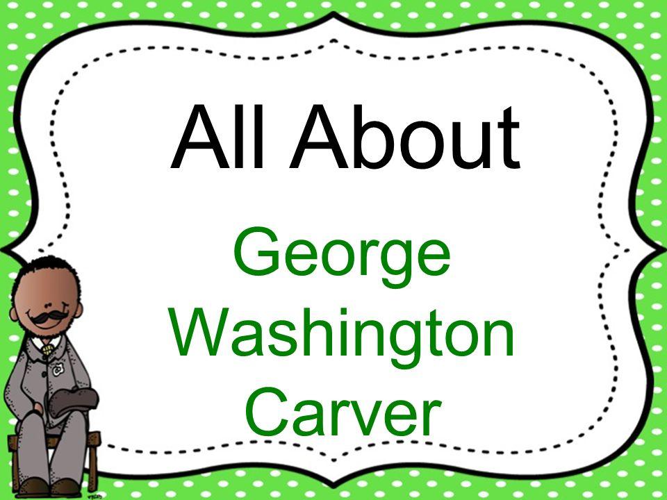 Professor EQ: Who is George Washington Carver.Booker T.