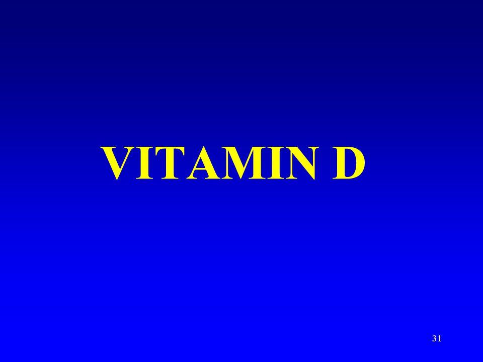 31 VITAMIN D