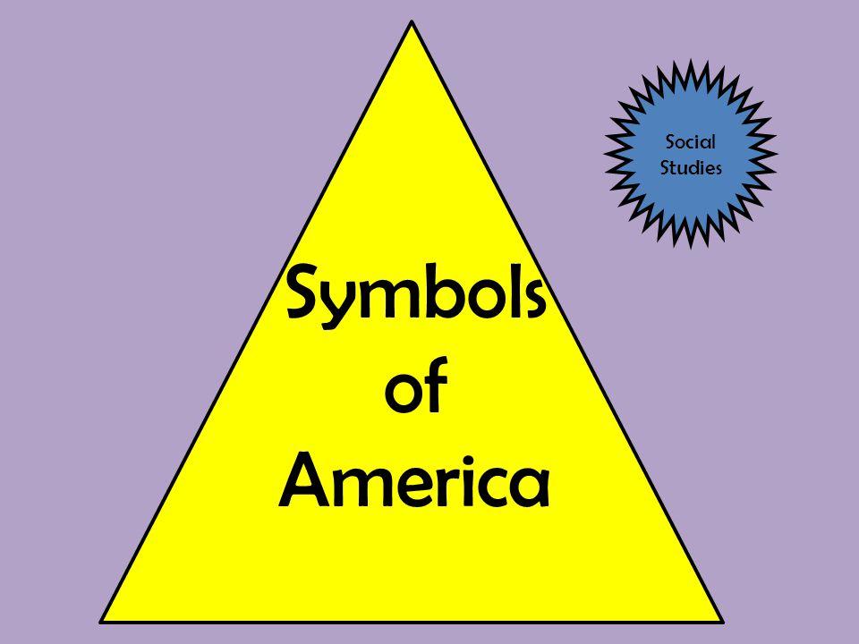 Symbols of America Social Studies