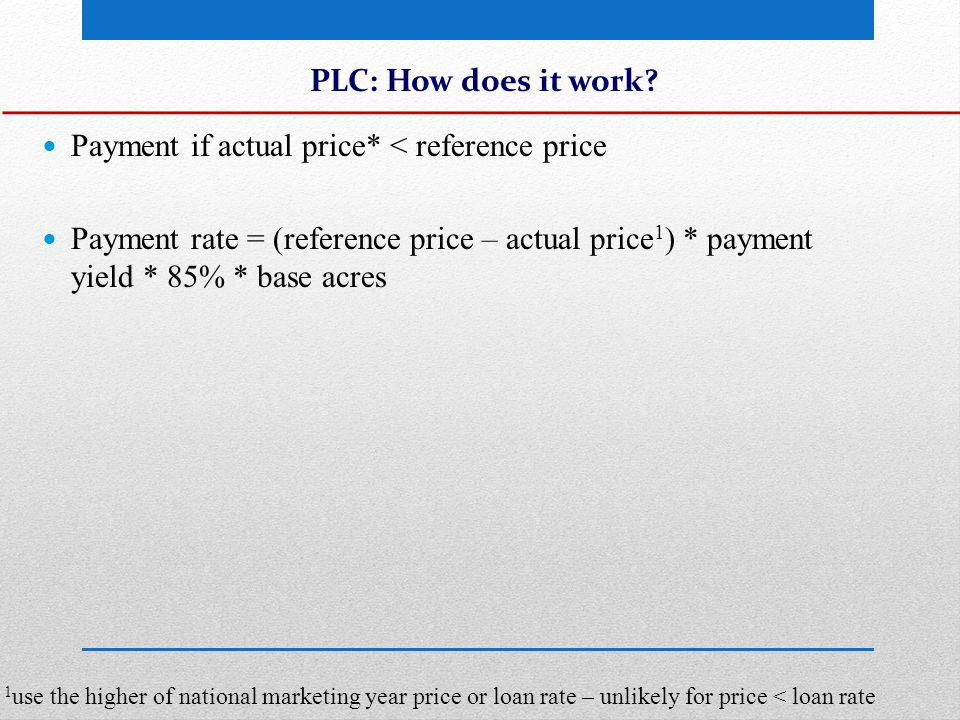 PLC: How does it work.