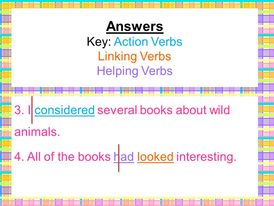 Directions: Break the sentence into complete subject and complete predicate with a vertical line.