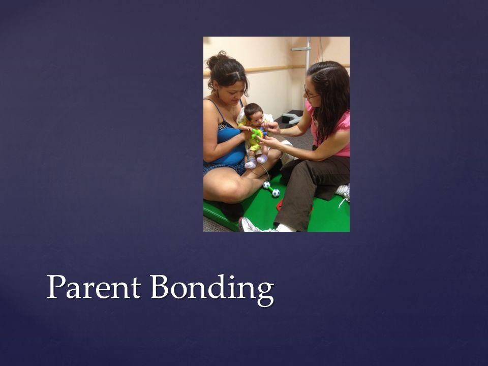 Parent Bonding