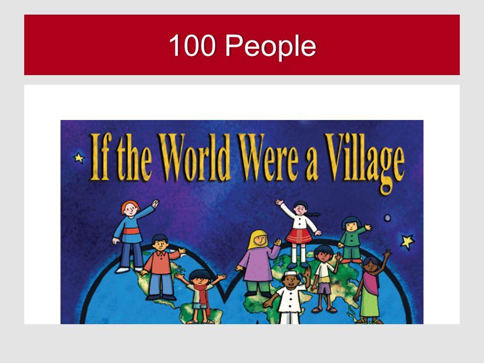 100 People100 People